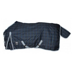 Rainrug check fleece lined