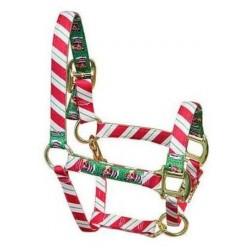 Peppermint Stick/Santa Claus halster