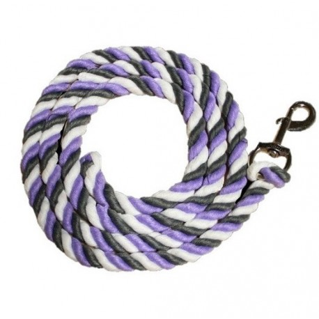Lead rope Tri tone