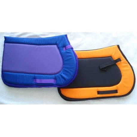 Two Tone saddle pad