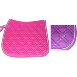 Luxury saddlecloth