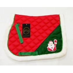 Saddle pad Santa Claus