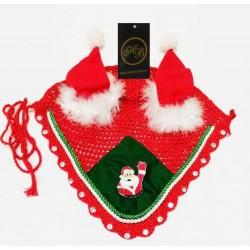 Fliegenhaube Santa Claus