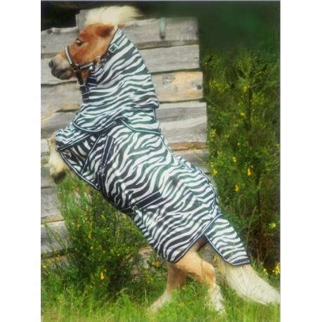 Leichte Zebra Fliegendecke