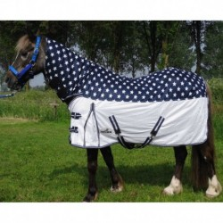 HB Fly rug with neck